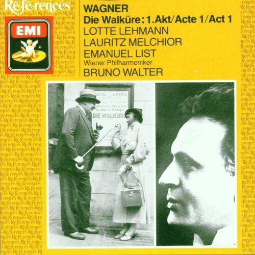 Lehmann - Die Walküre: 1.Akt - Preis vom 18.10.2021 04:54:15 h