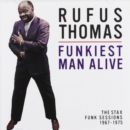 Rufus Thomas - Funkiest Man Alive: the Stax Funk - Preis vom 13.06.2021 04:45:58 h