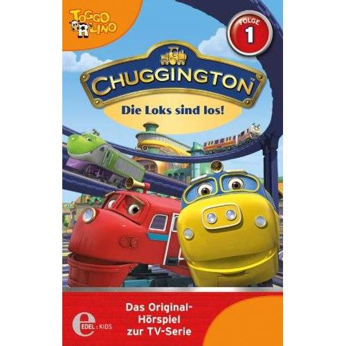 Chuggington - (1)Hsp-die Loks Sind Los [Musikkassette] - Preis vom 12.10.2021 04:55:55 h