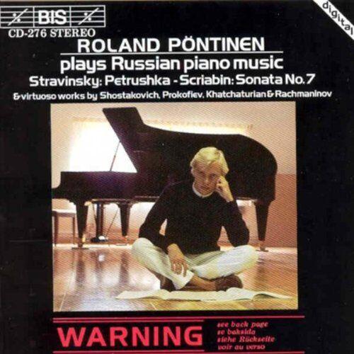 Roland Russische Klaviermusik - Preis vom 19.06.2021 04:48:54 h