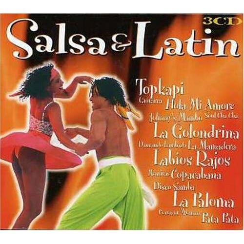 Salsa - Salsa & Latin - Preis vom 28.07.2021 04:47:08 h