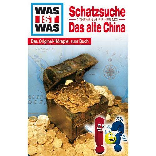 Was Ist Was - Folge 16: Schatzsuche/das Alte China - Preis vom 15.06.2021 04:47:52 h
