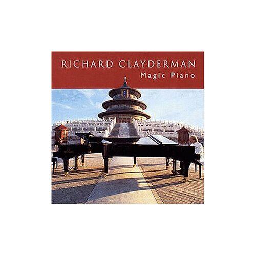 Richard Clayderman - Magic Piano - Preis vom 21.06.2021 04:48:19 h