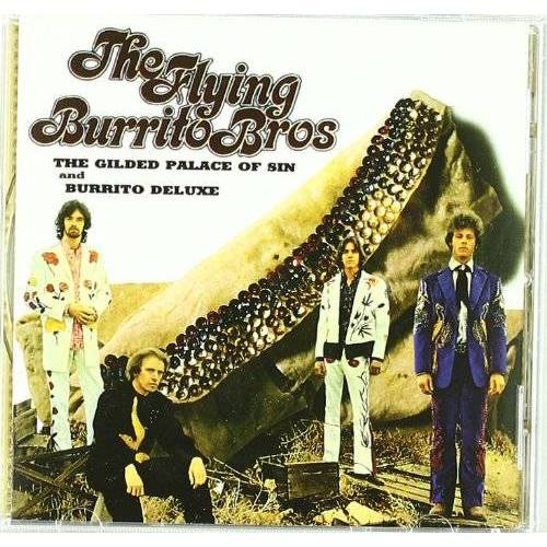 Flying Burrito Brothers - Gilded Palace Of Sin / Burrito Deluxe - Preis vom 22.06.2021 04:48:15 h