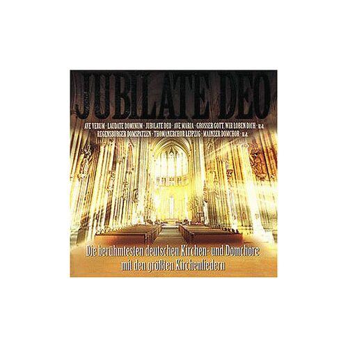 Various - Jubilate Deo - Preis vom 11.06.2021 04:46:58 h