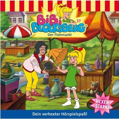 Bibi Blocksberg - Der Flohmarkt - Preis vom 14.06.2021 04:47:09 h