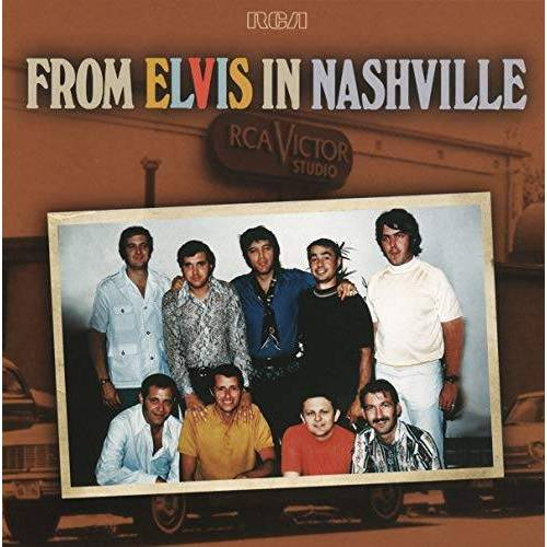 Elvis Presley - From Elvis in Nashville - Preis vom 22.06.2021 04:48:15 h