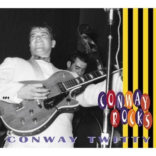 Conway Twitty - Conway Rocks - Preis vom 18.05.2021 04:45:01 h