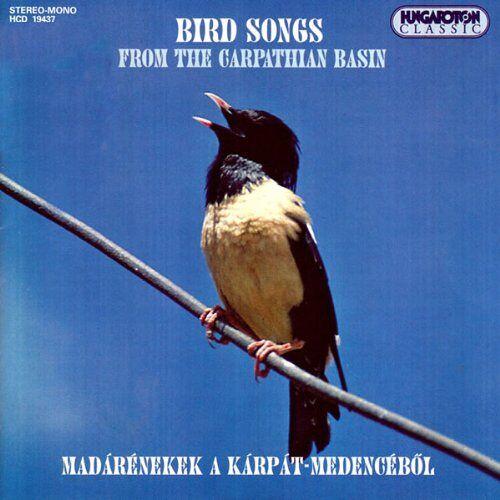 Various - Vogelgesaenge/Karpat.Becken - Preis vom 15.06.2021 04:47:52 h