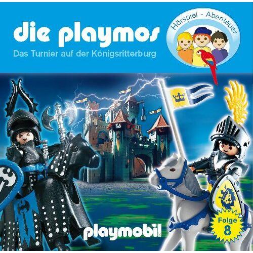 Simon X. Rost & Florian Fickel - Die Playmos / Folge 08 / Das Tunier auf der Königsritterburg - Preis vom 02.08.2021 04:48:42 h