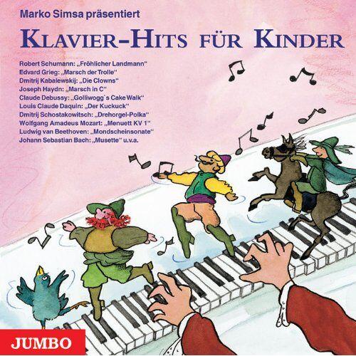 - Klavier-Hits für Kinder. CD - Preis vom 21.06.2021 04:48:19 h