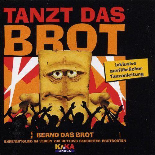 Bernd das Brot - Tanzt Das Brot - Preis vom 21.06.2021 04:48:19 h