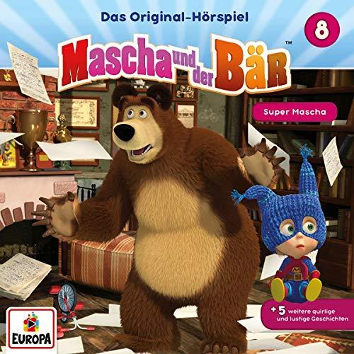 Mascha und der Bär - 008/Super Mascha - Preis vom 22.06.2021 04:48:15 h