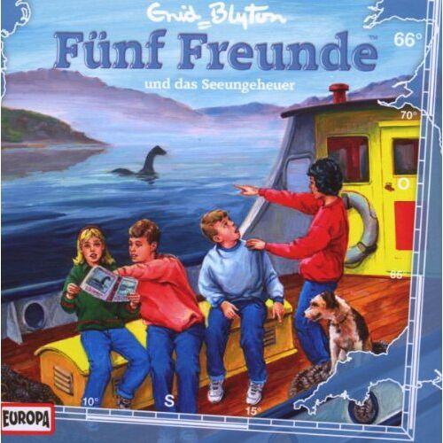 Fünf Freunde - 066/Und Das Seeungeheuer - Preis vom 13.06.2021 04:45:58 h
