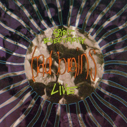 Bad Brains - Spirit Electricity - Preis vom 22.06.2021 04:48:15 h