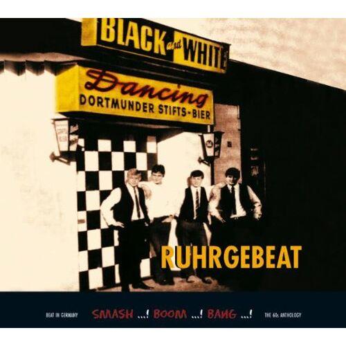 Various - Beat im Ruhrgebiet - Preis vom 03.08.2021 04:50:31 h