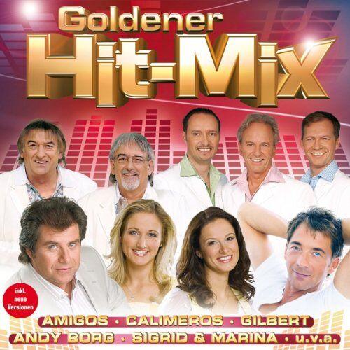 Various - Goldener Hit-Mix Präs.Von Gro - Preis vom 22.06.2021 04:48:15 h