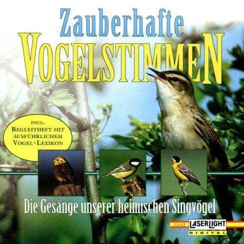 Vogelstimmen - Zauberhafte Vogelstimmen - Preis vom 12.06.2021 04:48:00 h