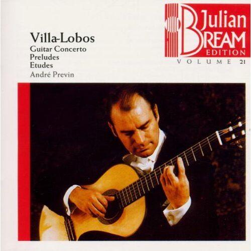 Julian Bream - Julian Bream Edition Vol. 21 - Preis vom 09.06.2021 04:47:15 h