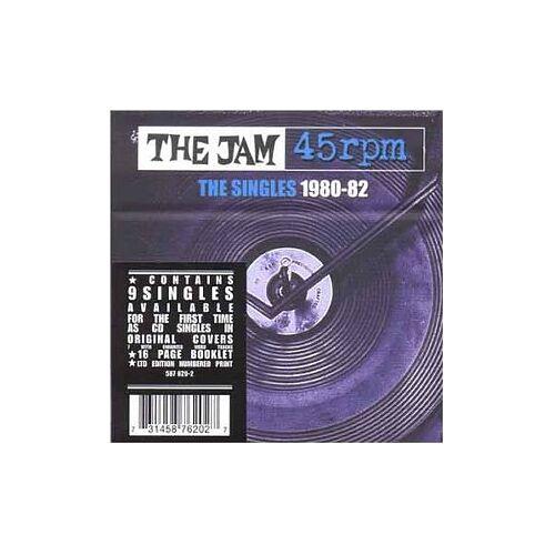 The Jam - 45rpm the Singles 1980-82 Box2 - Preis vom 14.06.2021 04:47:09 h