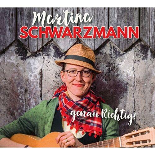 Martina Schwarzmann - Genau Richtig ! - Preis vom 14.06.2021 04:47:09 h