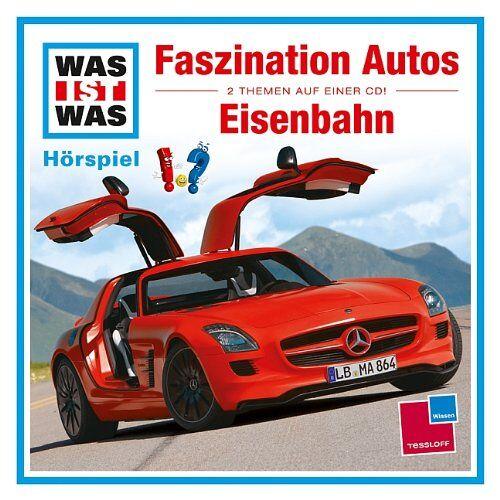 Was Ist Was - Folge 02: Faszination Autos/Eisenbahn - Preis vom 23.09.2021 04:56:55 h