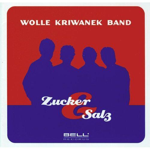 Kriwanek, Wolle Band - Zucker & Salz - Preis vom 11.06.2021 04:46:58 h