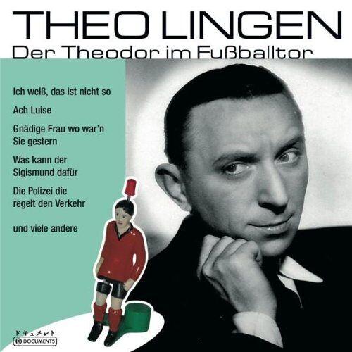 Theo Lingen - Der Theodor im Fussballtor - Preis vom 22.06.2021 04:48:15 h