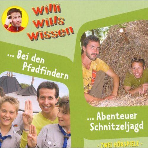 Willi Wills Wissen - (9)Schnitzeljagd/Pfadfinder - Preis vom 12.10.2021 04:55:55 h