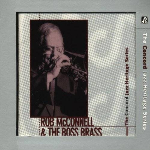 Rob Mcconnell - Concord Jazz Heritage - Preis vom 19.06.2021 04:48:54 h