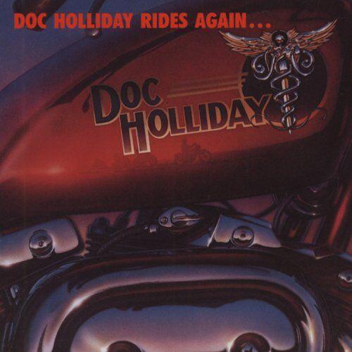 Doc Holliday - Doc Holliday Rides Again - Preis vom 21.06.2021 04:48:19 h