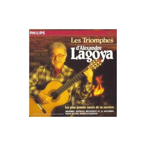 Alexandre Lagoya - Triomphes Lagoya - Preis vom 19.06.2021 04:48:54 h