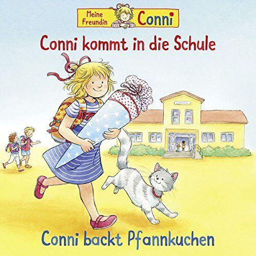 Conni - 56: Conni Kommt in die Schule (Neu)/Pfannkuchen - Preis vom 28.07.2021 04:47:08 h