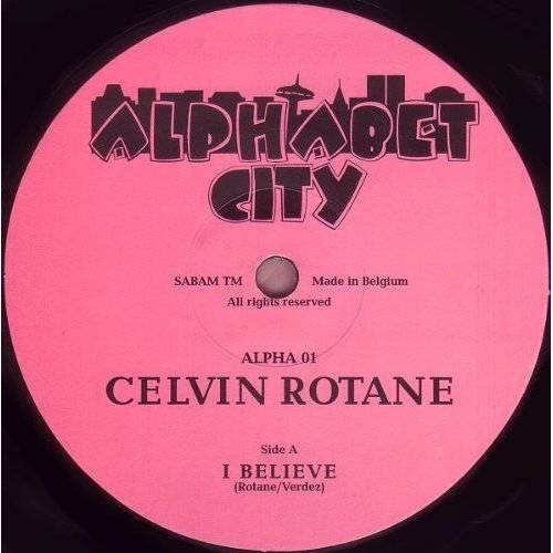 Celvin Rotane - I Believe - Club Mixes (x5) [Vinyl Single] - Preis vom 22.06.2021 04:48:15 h