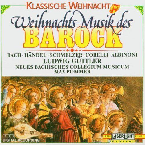 Güttler - Weihnachtsmusik des Barock - Preis vom 11.06.2021 04:46:58 h