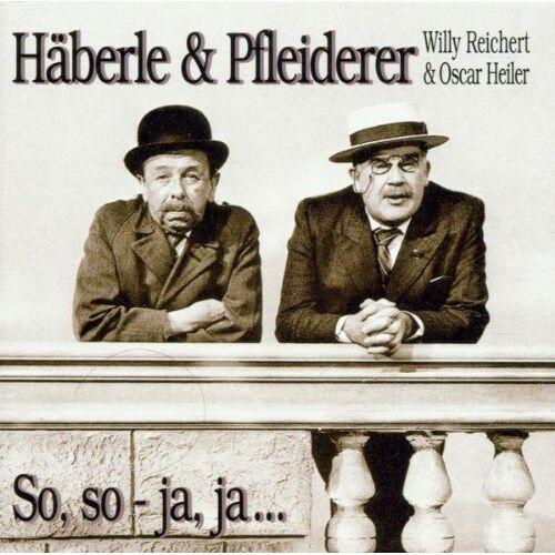 Willi Reichert - So,So-Ja,Ja - Preis vom 16.06.2021 04:47:02 h