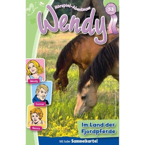 Wendy - Im Land der Fjordpferde [Musikkassette] [Musikkassette] [Musikkassette] - Preis vom 17.06.2021 04:48:08 h