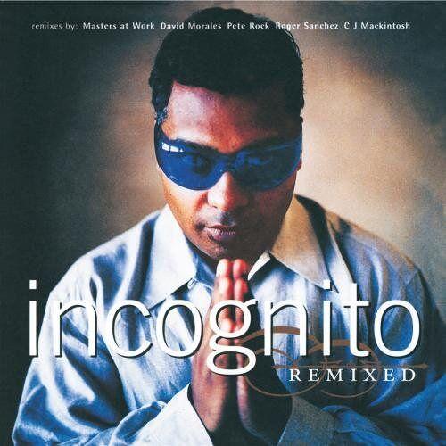 Incognito - Incognito-Remixed - Preis vom 14.06.2021 04:47:09 h