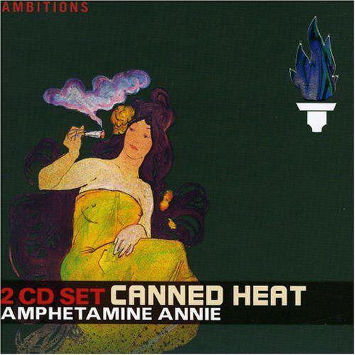 Canned Heat - Amphetamine Annie (Digipak) - Preis vom 17.05.2021 04:44:08 h