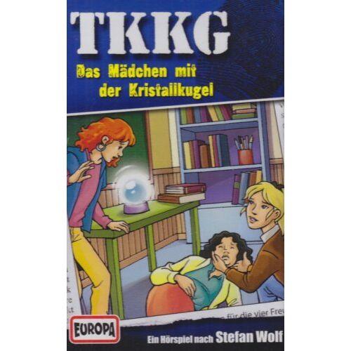 Tkkg - 166/das Mädchen mit der Kristallkugel [Musikkassette] - Preis vom 13.10.2021 04:51:42 h