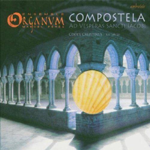 Ensemble Compostela - Preis vom 21.06.2021 04:48:19 h