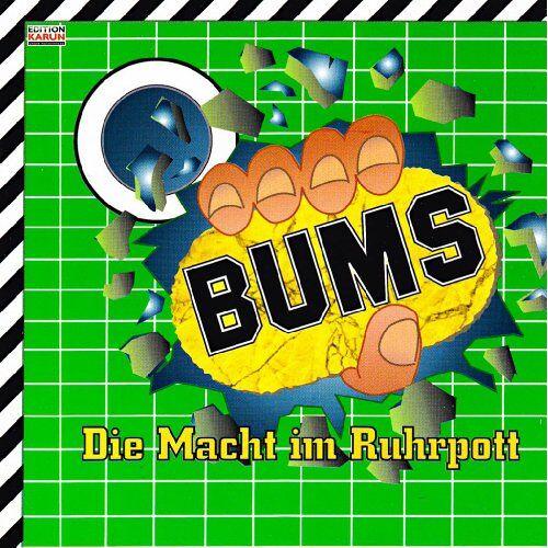 Bums - Die Macht im Ruhrpott - Preis vom 14.06.2021 04:47:09 h