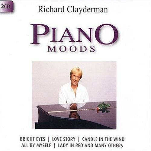 Richard Clayderman - Richard Clayderman: Piano Moods - Preis vom 21.06.2021 04:48:19 h