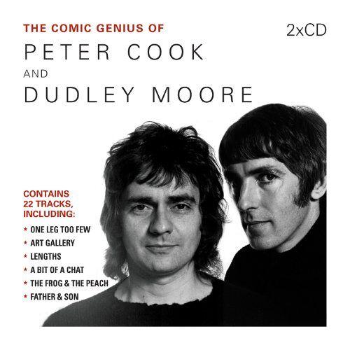 Peter Cook & Dudley Moore - Comic Genius of Dudley Moore & - Preis vom 20.06.2021 04:47:58 h
