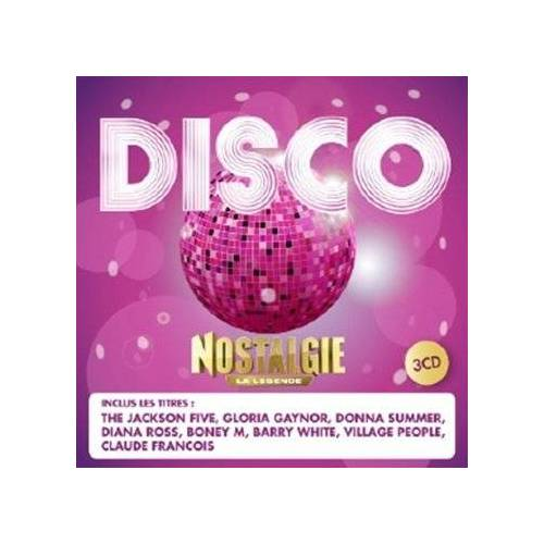 Disco Nostalgie - Preis vom 13.10.2021 04:51:42 h