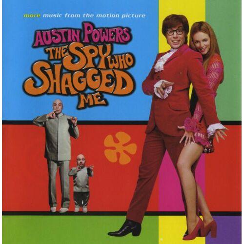 Various - Austin Powers - Spion in geheimer Missionarsstellung (Austin Powers - The Spy Who Shagged Me) - Preis vom 18.06.2021 04:47:54 h