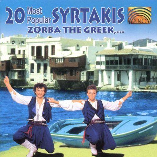 Athenians - 20 Most Popular Syrtakis - Preis vom 19.06.2021 04:48:54 h