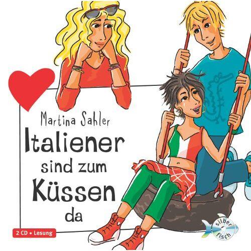 Martina Sahler - Italiener sind zum Küssen da (2 CDs) - Preis vom 17.06.2021 04:48:08 h