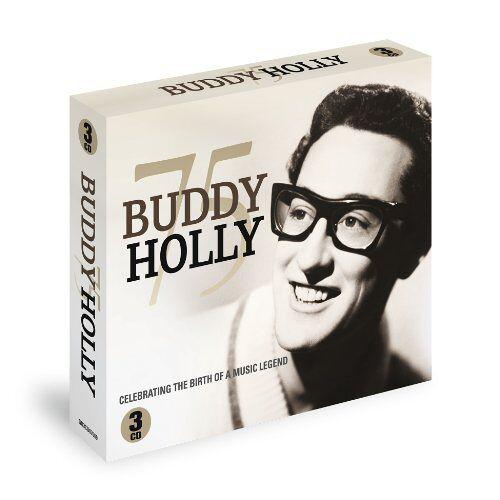 Buddy Holly - Buddy Holly 75 - Preis vom 12.10.2021 04:55:55 h