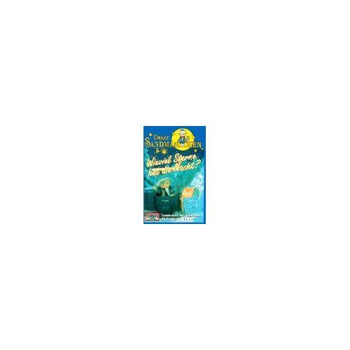 Sandmännchen - Sandmännchen-Wieviel Sterne [Musikkassette] - Preis vom 16.06.2021 04:47:02 h